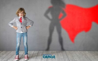Buena autoestima es igual a niños fuertes.
