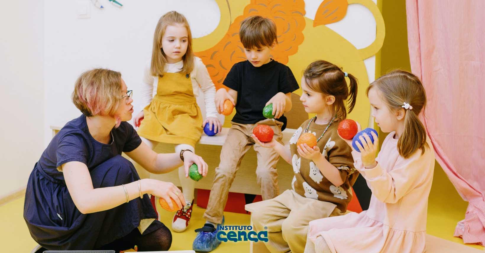 El juego como experiencia básica en la educación preescolar