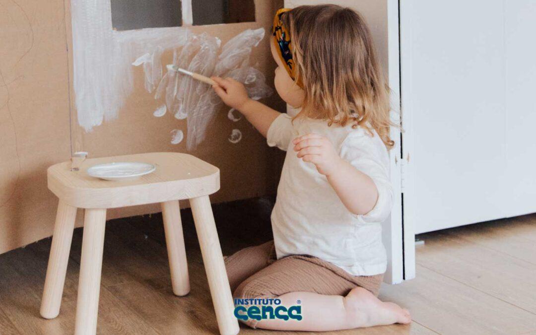 Las experiencias artísticas en los primeros años de vida